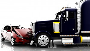 Auto accident on the job in NC